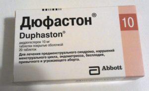 Дюфастон и склонность к тромбозу