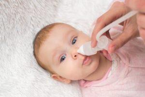 Заложен нос у ребенка 2 месяца, ребенок 6 месяцев