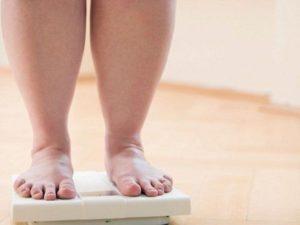 Задержка, отечность, набор веса