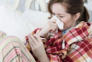 Аборт при простуде, ОРВИ, гриппе!