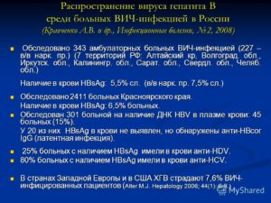 Заражение ВИЧ и гепатитом от мочи инфицированного