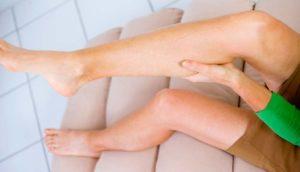 Тянущие боли рук и ног