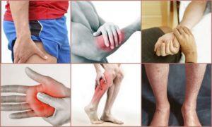 Тянет левую ногу и руку