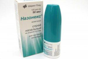 Во время применения назонекса появился прозрачный насморк