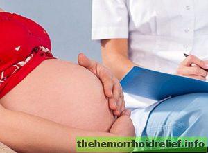 Геморрой на 39 неделе беременности