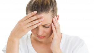 Болит лоб и температура высокая