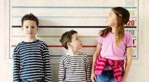 Рост ребёнка ниже сверстников в 6 лет