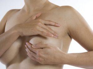 Болит грудь при надавливании в 12 лет