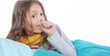 Частый глубокий кашель у ребенка